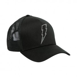GORRA JOHN DOE TRUCKER CAP FLASH BLACK