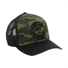 GORRA JOHN DOE TRUCKER CAP CAMOU 0/1