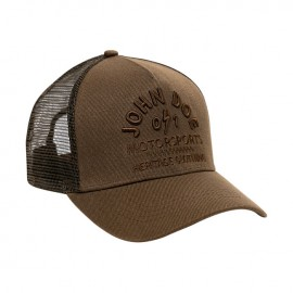 GORRA JOHN DOE TRUCKER CAP HERITAGE BROWN