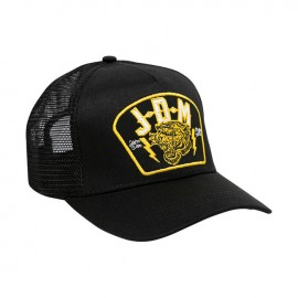 GORRA JOHN DOE TIGER CAP BLACK