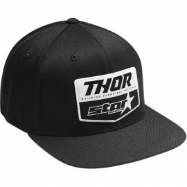 GORRA THOR HAT STAR RACING CHVRN BK