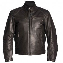 CHAQUETA HELSTONS ROCKET BROWN