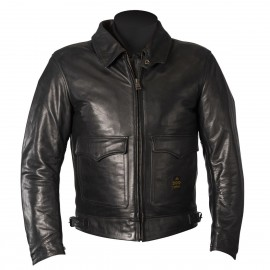 CHAQUETA HELSTONS BILL BLACK