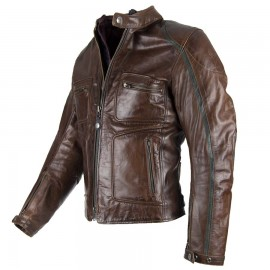 CHAQUETA BY CITY LE MANS BROWN