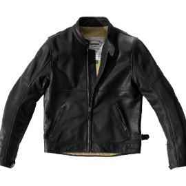 CHAQUETA SPIDI ROCK BLACK
