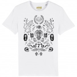 CAMISETA ELEMENTS WHITE