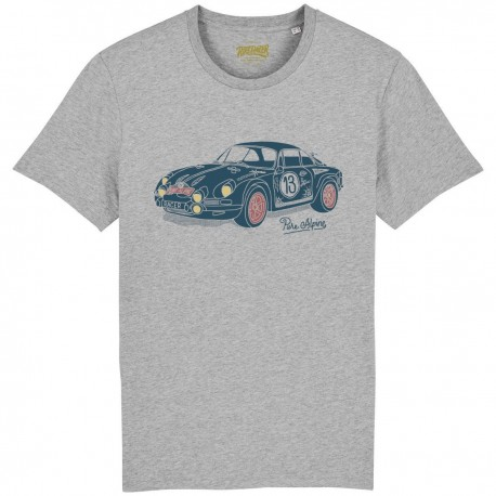 CAMISETA ALPINE GREY