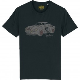 CAMISETA ALPINE GREY CHARCOAL