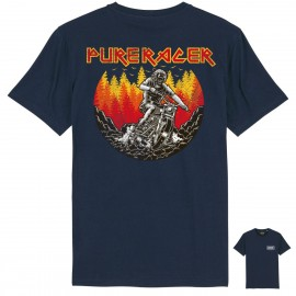CAMISETA BEAR RIDER BLUE NAVY