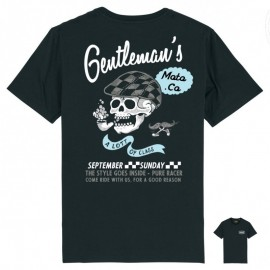 CAMISETA GENTLEMAN´S GREY