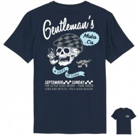 CAMISETA GENTLEMAN´S BLUE