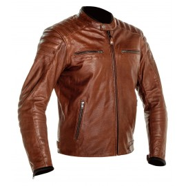 CHAQUETA RICHA DAYTONA 2 PERFORATED BROWN