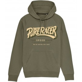 SUDADERA THE SPEED SHOP KHAKI