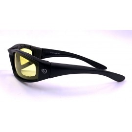 IGUANA COLLECTION PHOTOCHROMIC EL CAPO GLASSES YELLOW