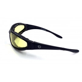 IGUANA COLLECTION PHOTOCHROMIC EL PATRON GLASSES TRANSPARENT