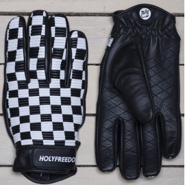 GUANTES HOLY FREEDOM SIR COCK GLOVES BLACK/WHITE
