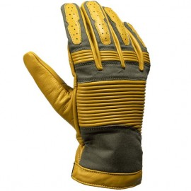 GUANTES JOHN DOE GLOVES DURANGO YELLOW/OLIVE CE APPR
