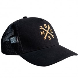 BSMC SPANNERS CAP BLACK/GOLD