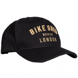 GORRA BSMC LONDON CO. CAP BLACK/GOLD