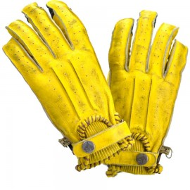 BY CITY SECOND SKIN MAN GLOVES YELOW