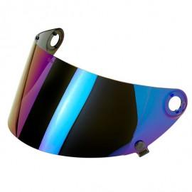 Pantalla Biltwell Gringo S Flat Rainbow Mirror