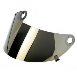 Pantalla Biltwell Gringo S Flat Gold Mirror