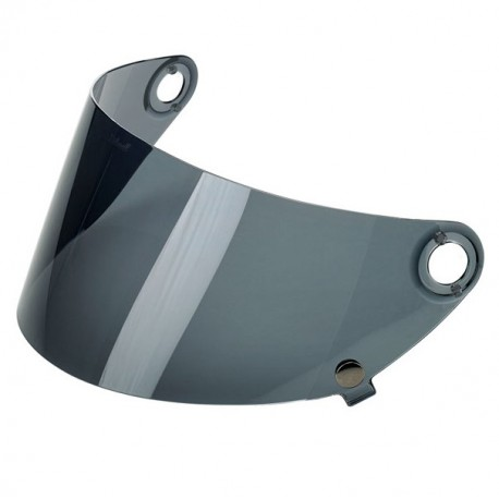 Pantalla Biltwell Gringo S Flat Shield - Smoke