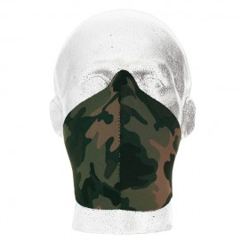 Máscara bandero camo
