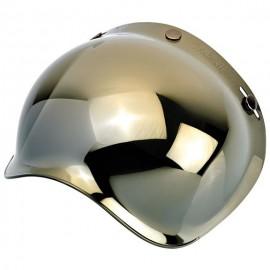 Pantalla burbuja efecto espejo Biltwell lateral