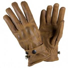 guantes By City Elegant mostaza
