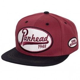 GORRA KING KEROSIN PANHEAD CAP RED/BLACK