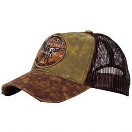 KING KEROSIN PEGASUS TRUCKER CAP GREEN/BROWN