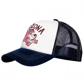 GORRA KING KEROSIN ARIZONA WOLVES TRUCKER CAP WHITE/BLUE