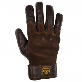 HELSTONSGLORY HIVER GLOVES BROWN