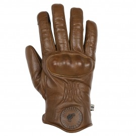 HELSTONS SNOW HIVER GLOVES BROWN