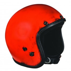70S PASTELLO COLLECTION HELMET DIRTY RED