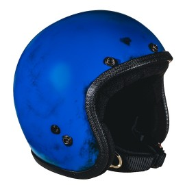 70S PASTELLO COLLECTION HELMET DIRTY BLUE
