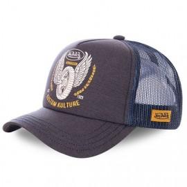 GORRA VON DUTCH TRUCKER CAP CREW10 BLUE