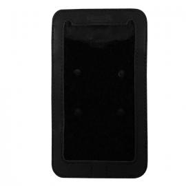 TRIP MACHINE PHONE POUCH BLACK