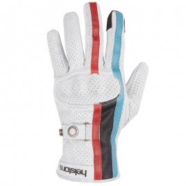 HELSTONS EAGLE AIR GLOVES WHITE