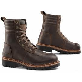 FALCO ROOSTER BOOTS BROWN