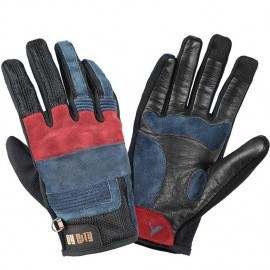 BY CITY FLORIDA MAN SPECIAL EDITION GLOVES BLUE/BURGUNDY