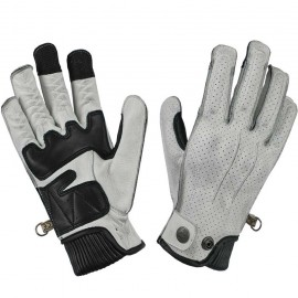 BY CITY OXFORD GLOVES WHITE