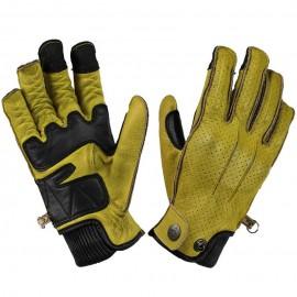 BY CITY OXFORD GLOVES YELOW