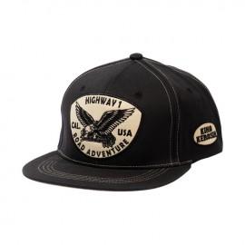 KING KEROSIN HIGHWAY TRUCKER CAP BLACK