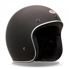 Casco Bell custom 500 Carbono Mate