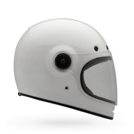 Casco Bell Bullit Blanco Brillo