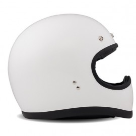 Casco DMD Racer Blanco
