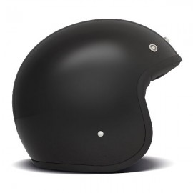 Casco DMD Negro Brillo