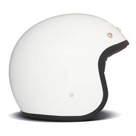 Casco DMD Blanco Brillo
